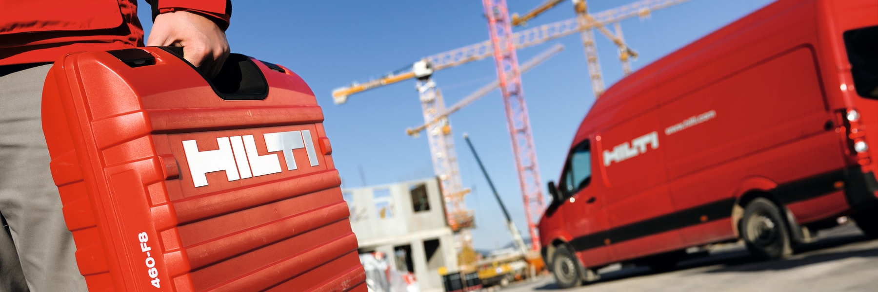 Fleet Management Software >> Media Releases - Hilti Corporation