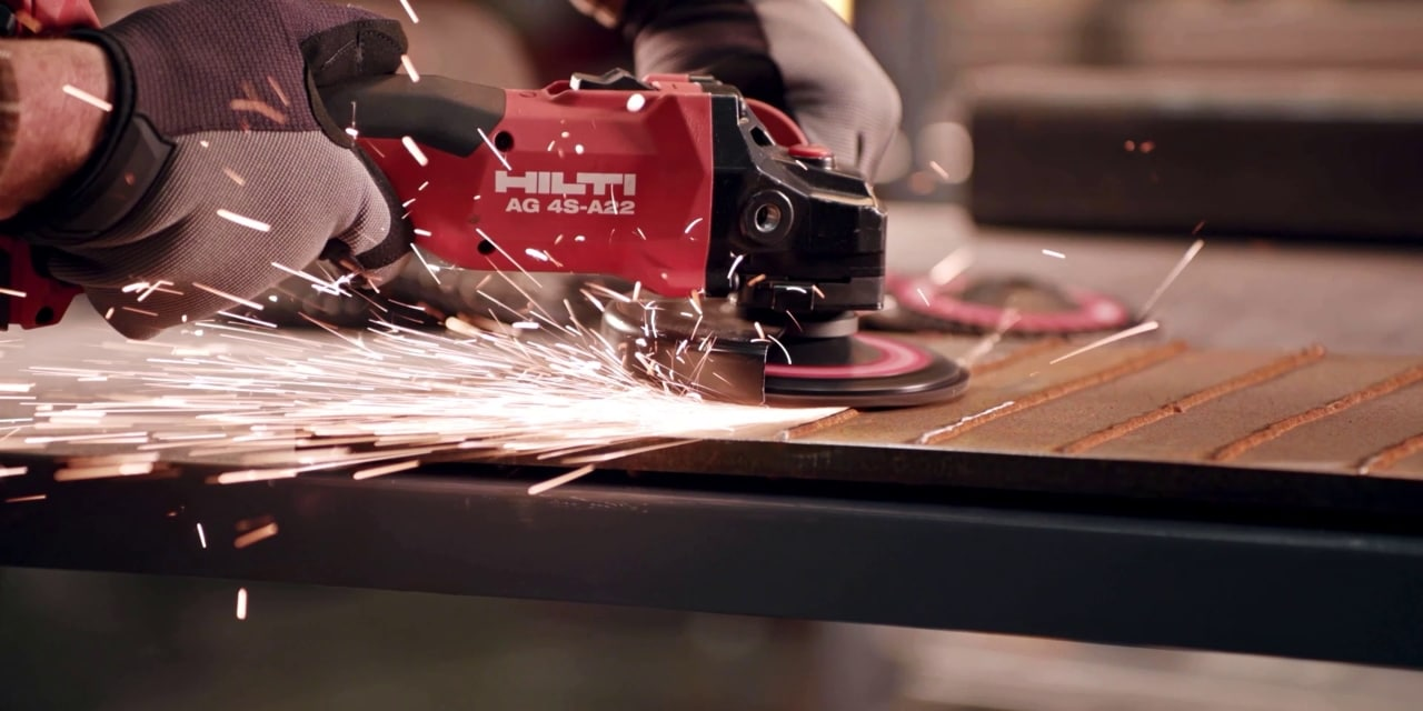 HILTI CONTINUES DOUBLE DIGIT GROWTH RATE