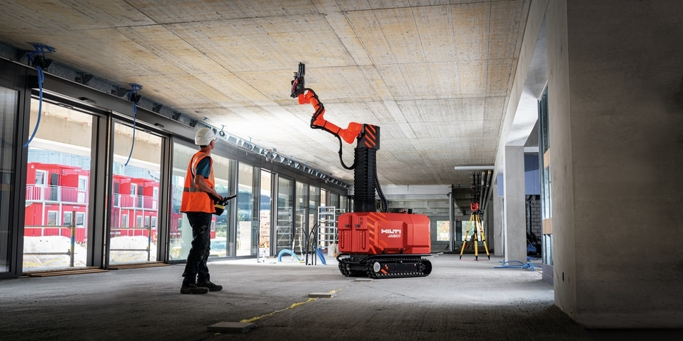 NEW APPRENTICES BEGIN EDUCATION AT HILTI