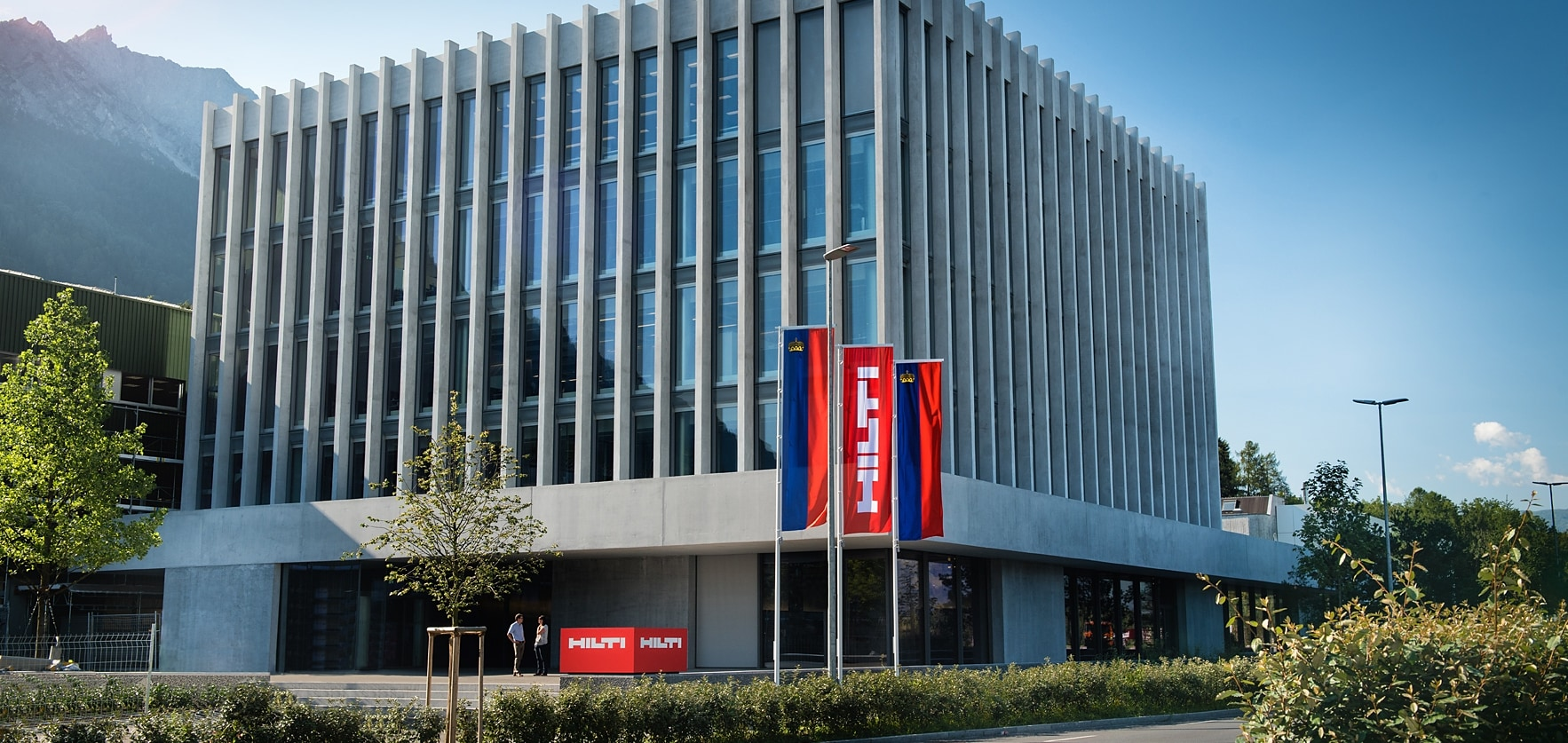 Hilti Headquarters Schaan, Liechtenstein