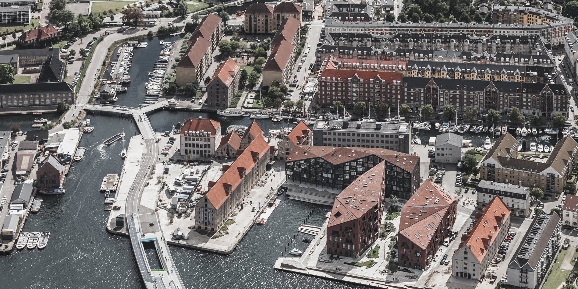 Advanced sustainable architecture using Hilti green building supplies in Copenhagen, Denmark