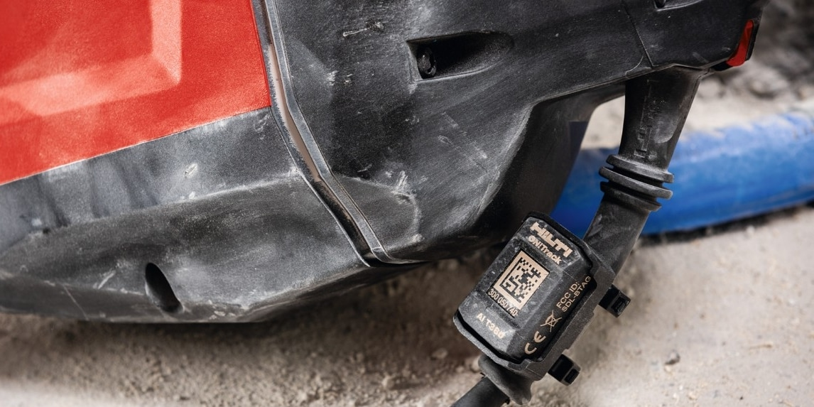 ON!Track robust tags are designed for the toughest jobsite conditions and tested to withstand corrosion, abrasion, impact and exposure to chemicals.