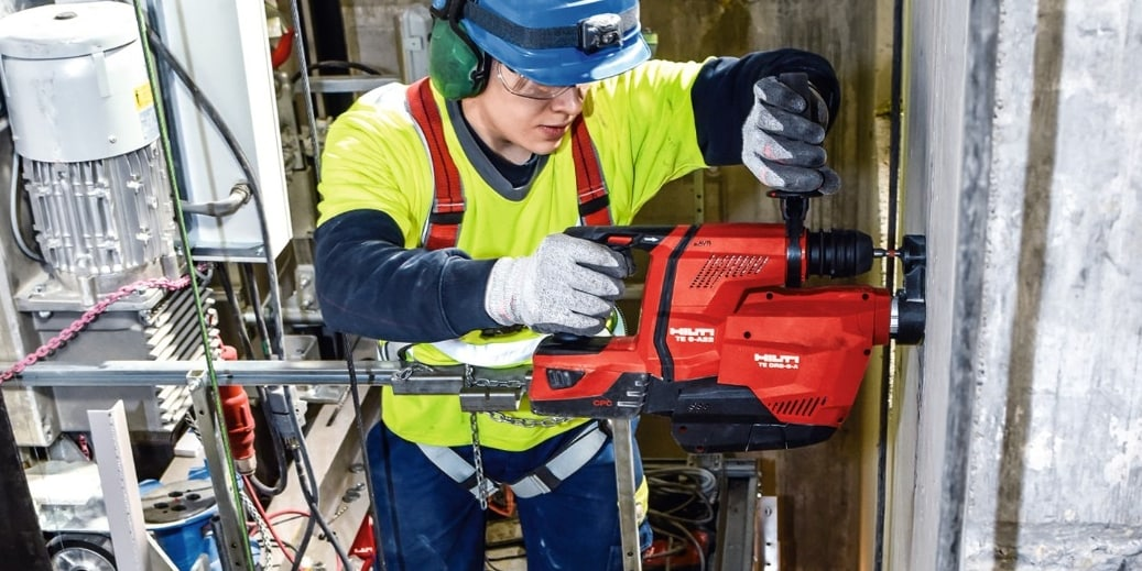 Cutting edge tools operate to the highest safety standards.